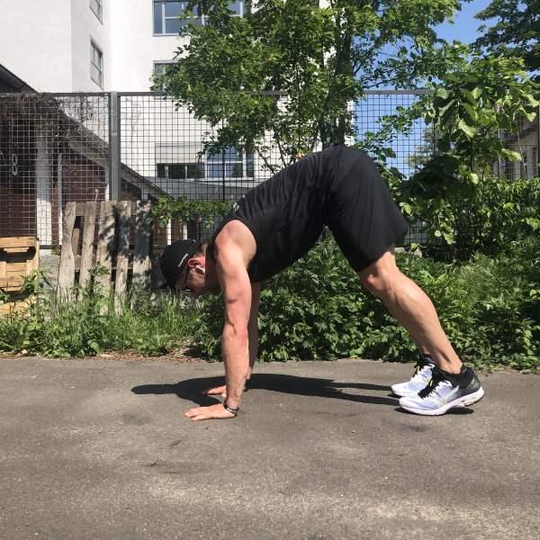 Übung Handlauf 2
