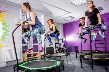 Jumping Fitness: Trampolin-Spaß mit hohem Gesundheitsfaktor