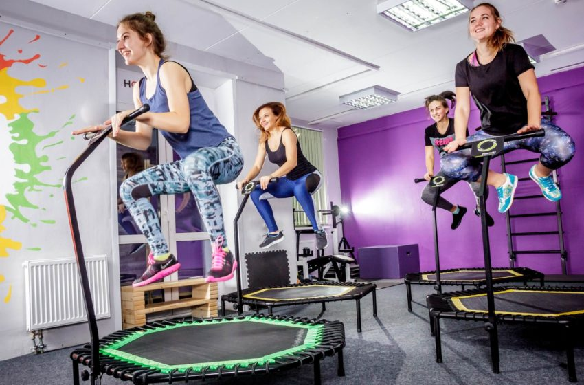 Trend Jumping Fitness