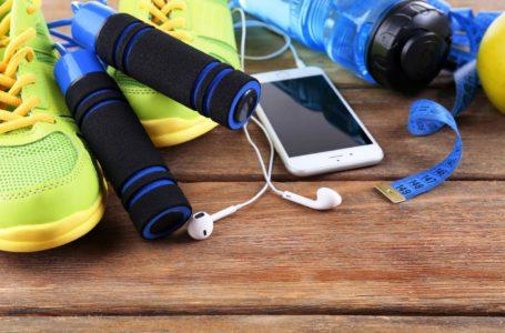 Fitness- und Laufzubehör unterstützt dich bei deinem Run