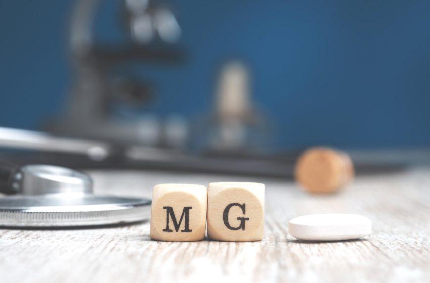 Magnesiummangel bei Sportler