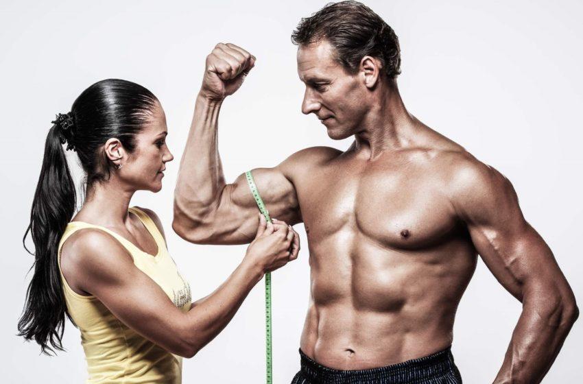 Muskeln mit Natural Bodybuilding