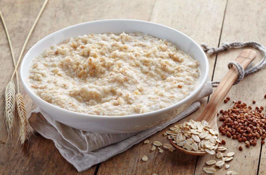 Porridge für Sportler