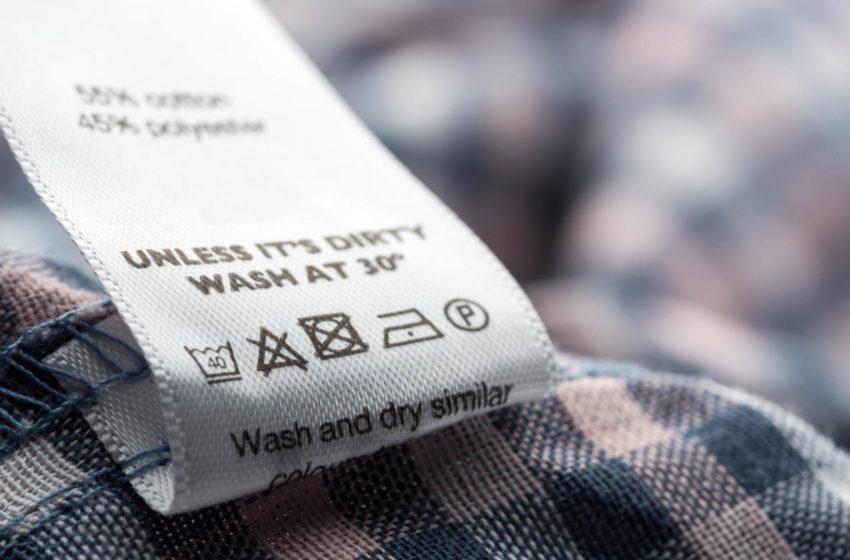 Richtig die Sportkleidung waschen
