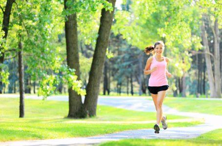 Abnehmen durch Joggen im Einklang mit gesunder Ernährung