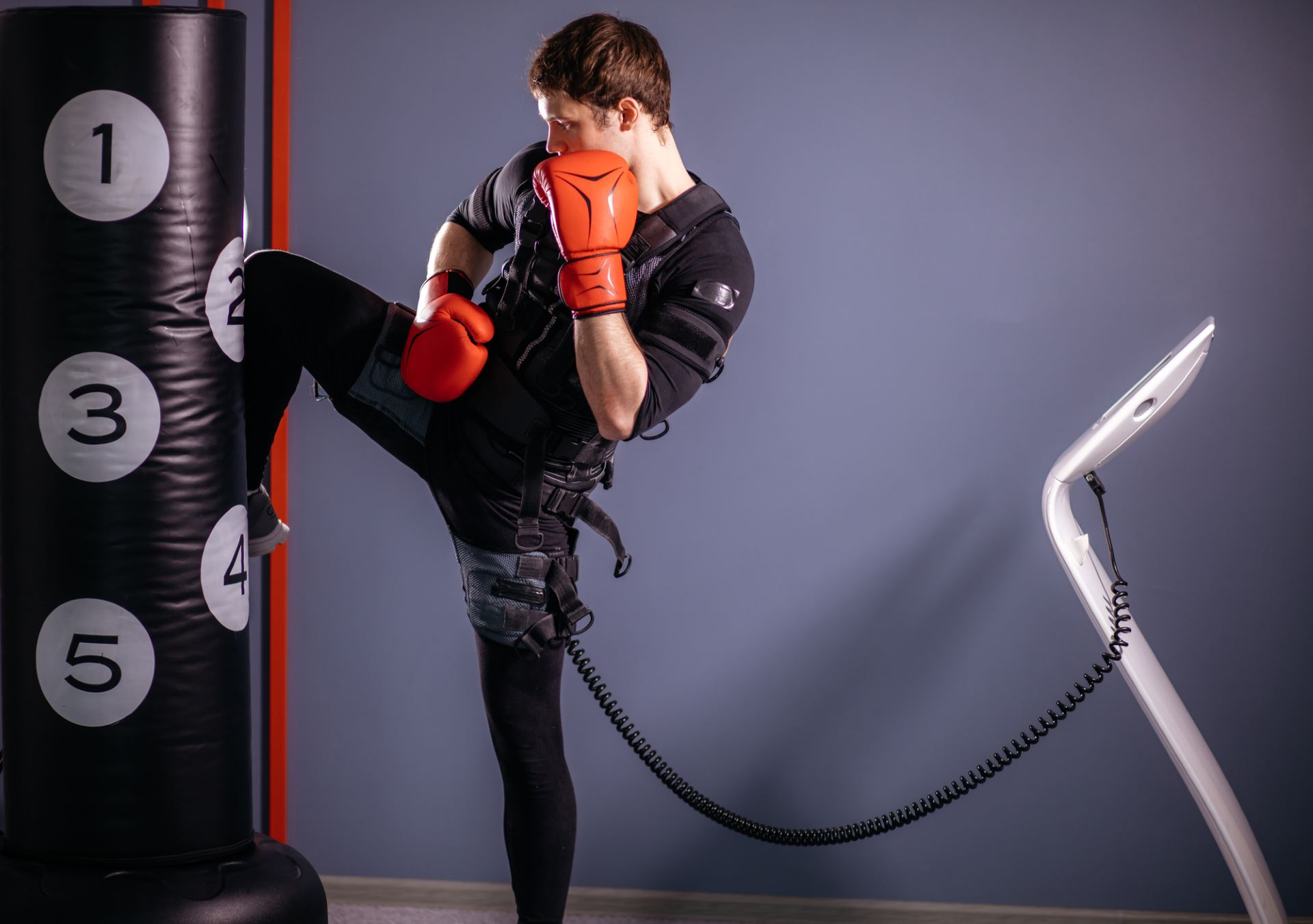 EMS-Training – Fitness unter Strom