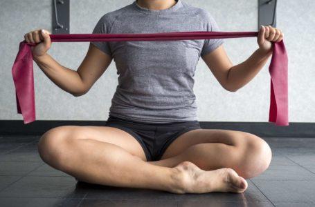 Das Theraband – Das wohl kleinste Fitnessstudio der Welt
