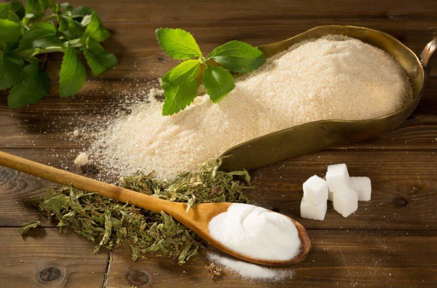 Alternativen Zuckerersatz