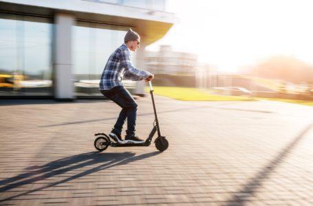 E-Scooter – Die neue Mobilität in der Stadt