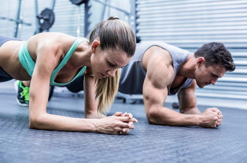 Core Übungen