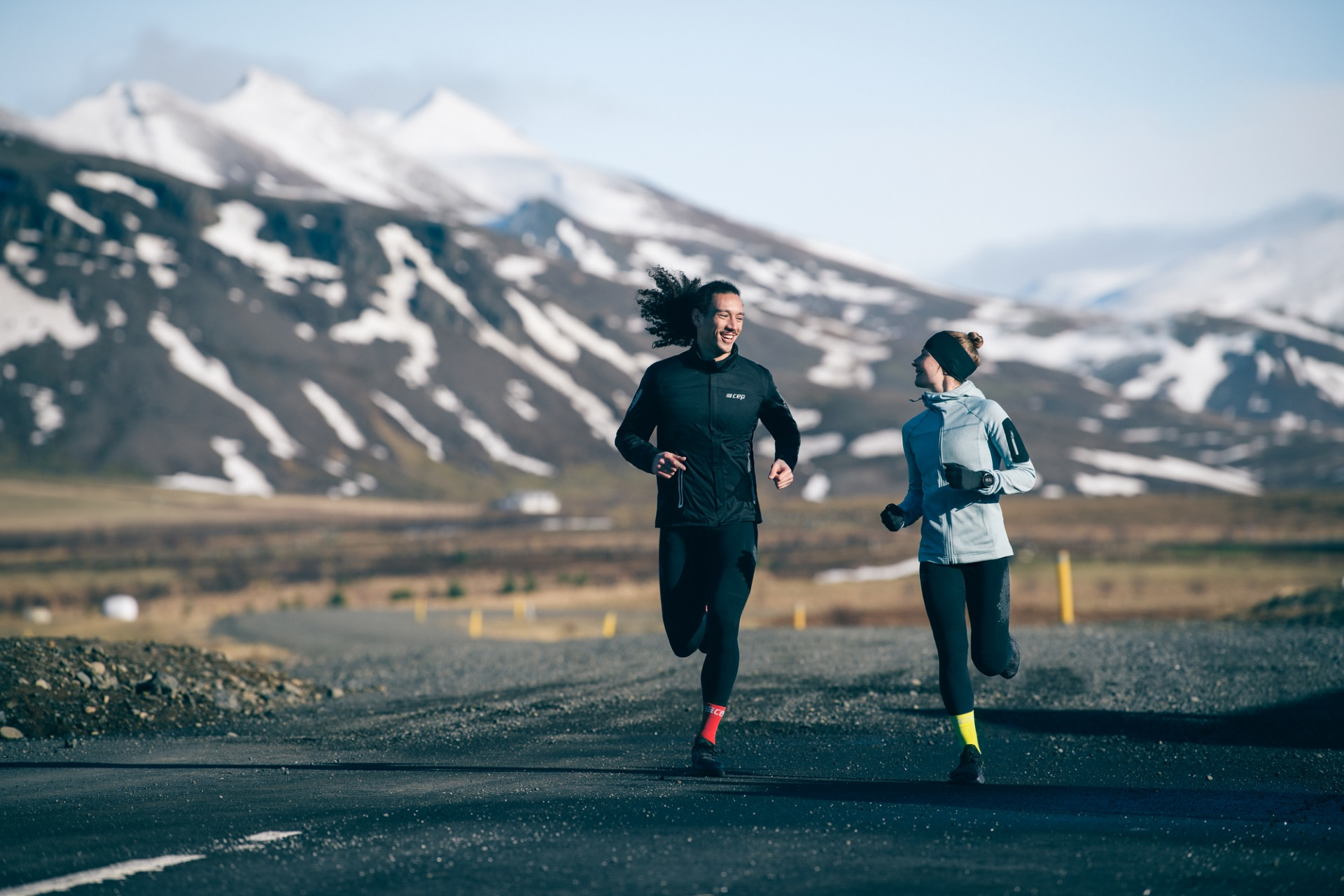 Joggen im Winter – 9 Tipps für die kalte Jahreszeit