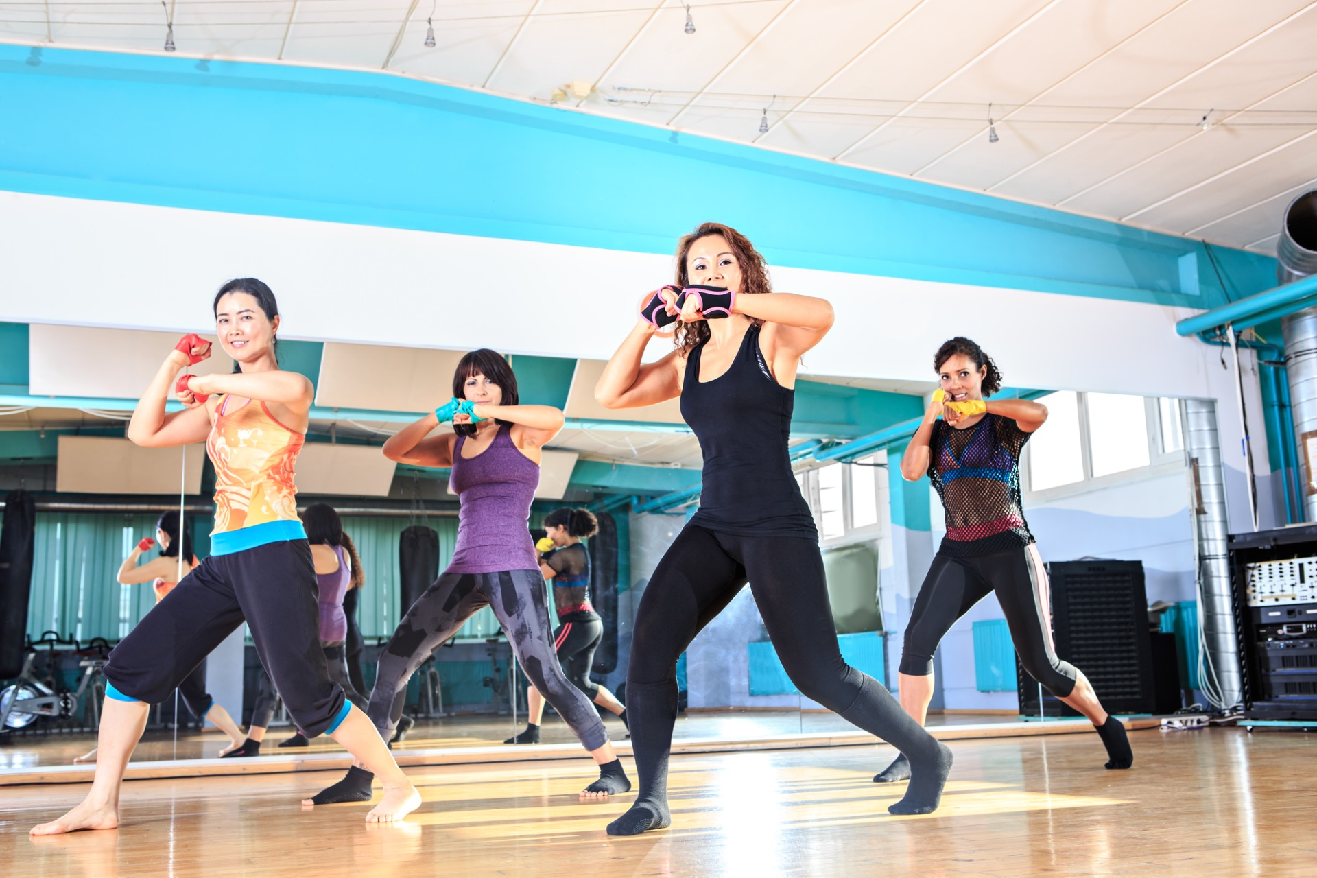 Piloxing – Wie Pilates und Boxen dich fit machen