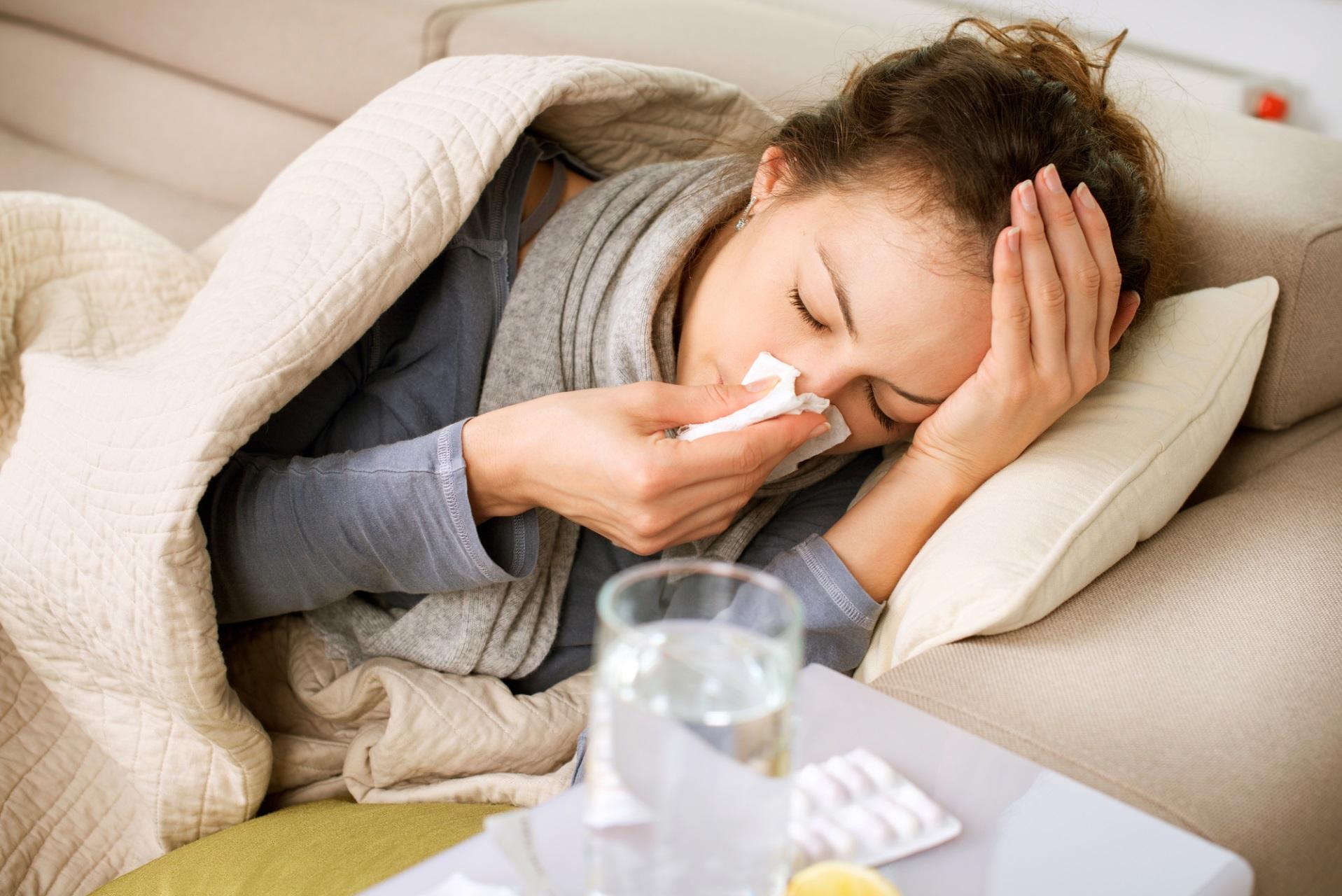 Sport bei Erkältung: 4 wichtige Fragen und Antworten