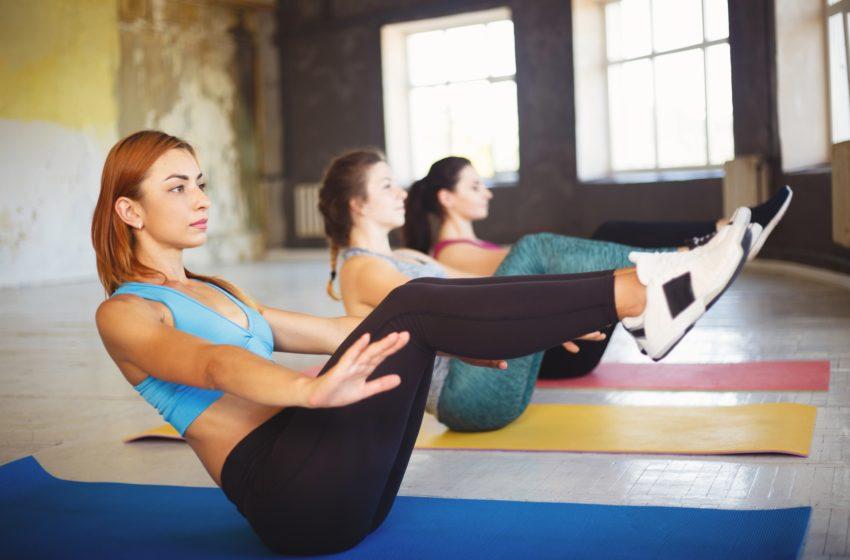 Intervalltraining Tabata Workout