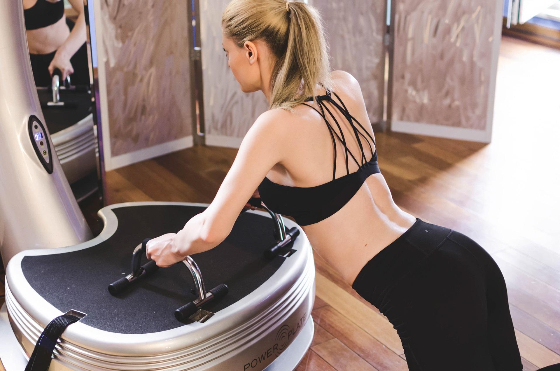 Power Plate Übungen – Das bringt das Training unter Vibration
