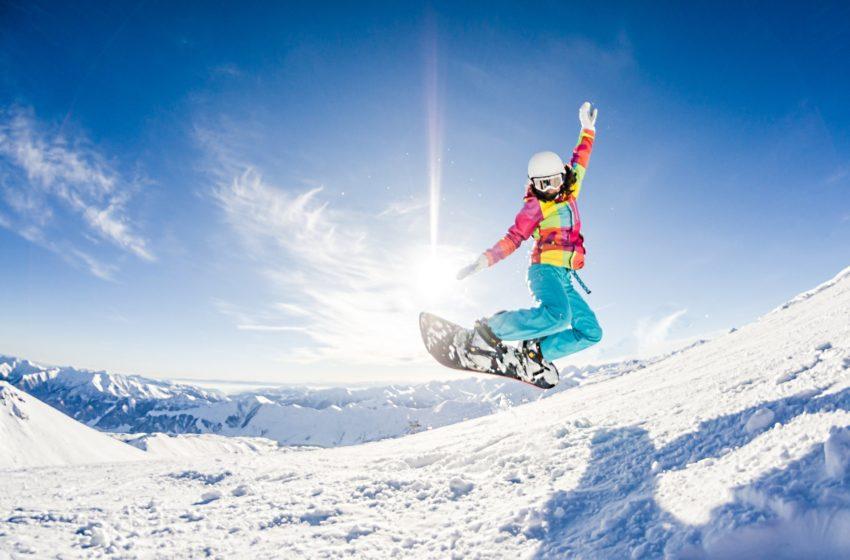 Snowboarden lernen Anfänger Tipps