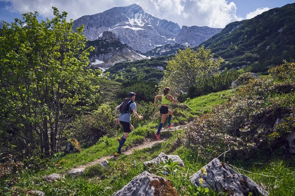 Ultramarathon Landschaftsläufe