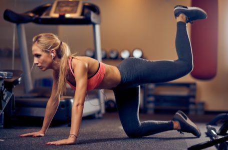 Booty Workout: 7 effektive Übungen für einen knackigen Hintern