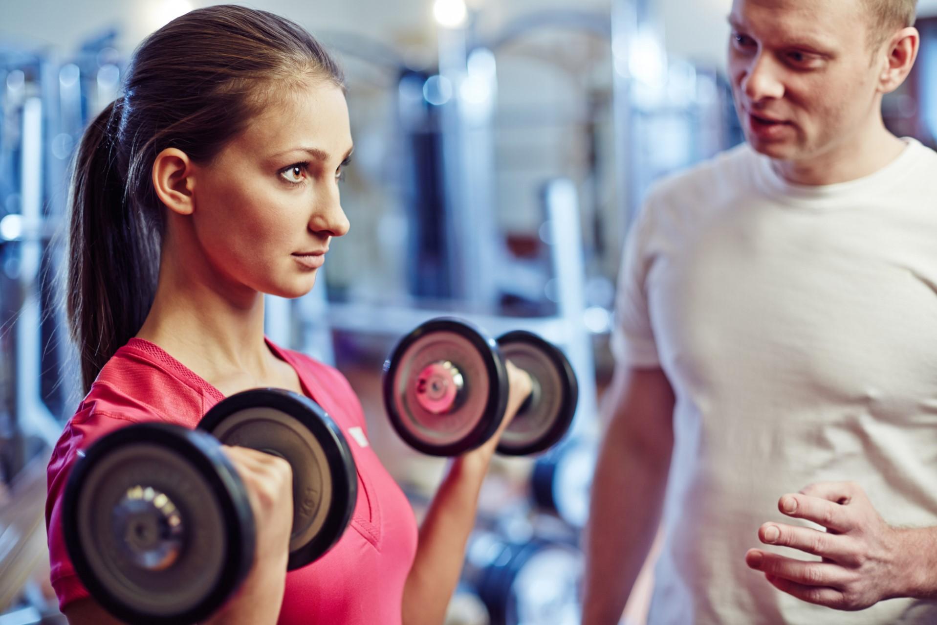 Mit Personal Training zum individuellen Trainingserfolg!