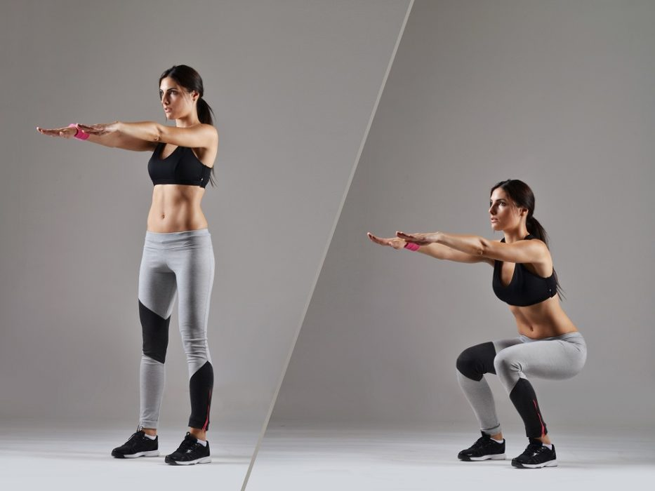 Squats Booty Workout