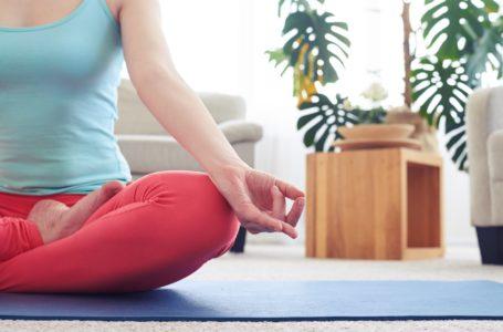 Yoga gegen Stress: 5 einfache Übungen