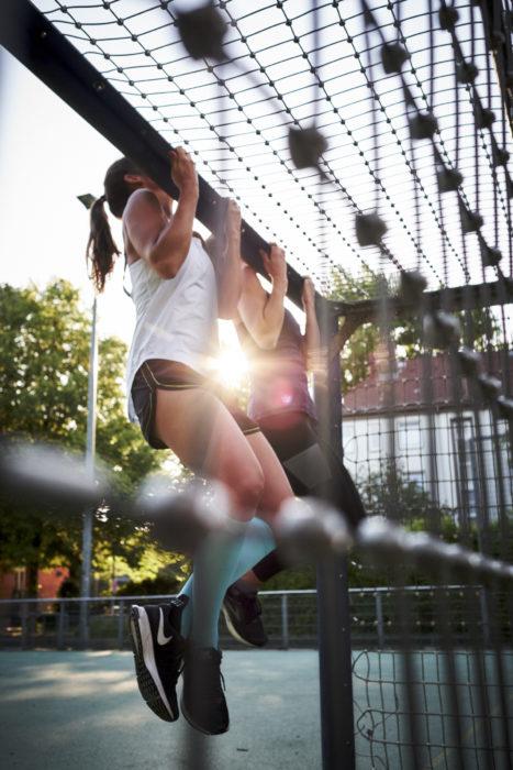 CrossFit Workout Klimmzüge Cindy