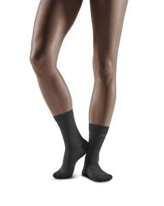 Business Mid Cut Socks women
