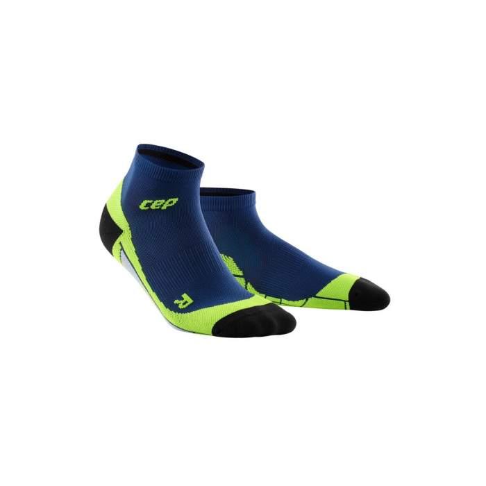 3 Gr CEP Dynamic Ultralight Low Cut Socks Herren blk Gr