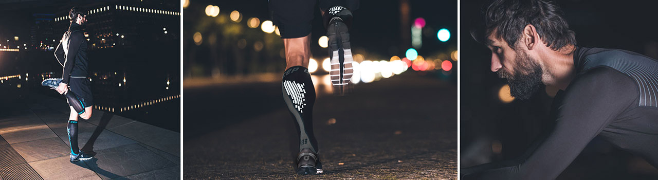 THE NIGHT IS YOUR FRIEND | Nighttech Socks
