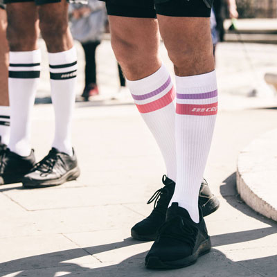 80's Compressions Socks