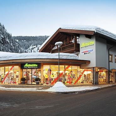 Intersport Skihuette Trattler