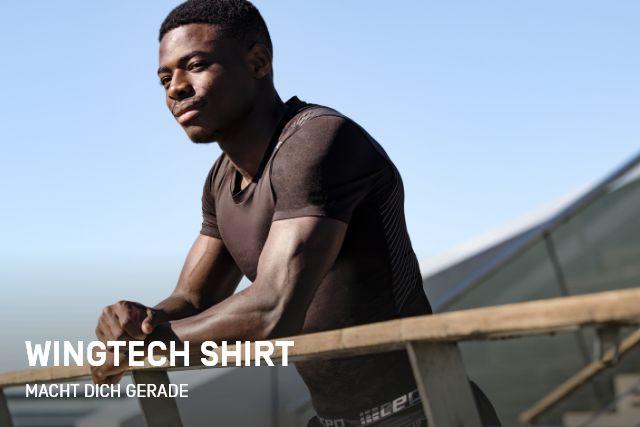 Jetzt Wingtech Shirt entdecken