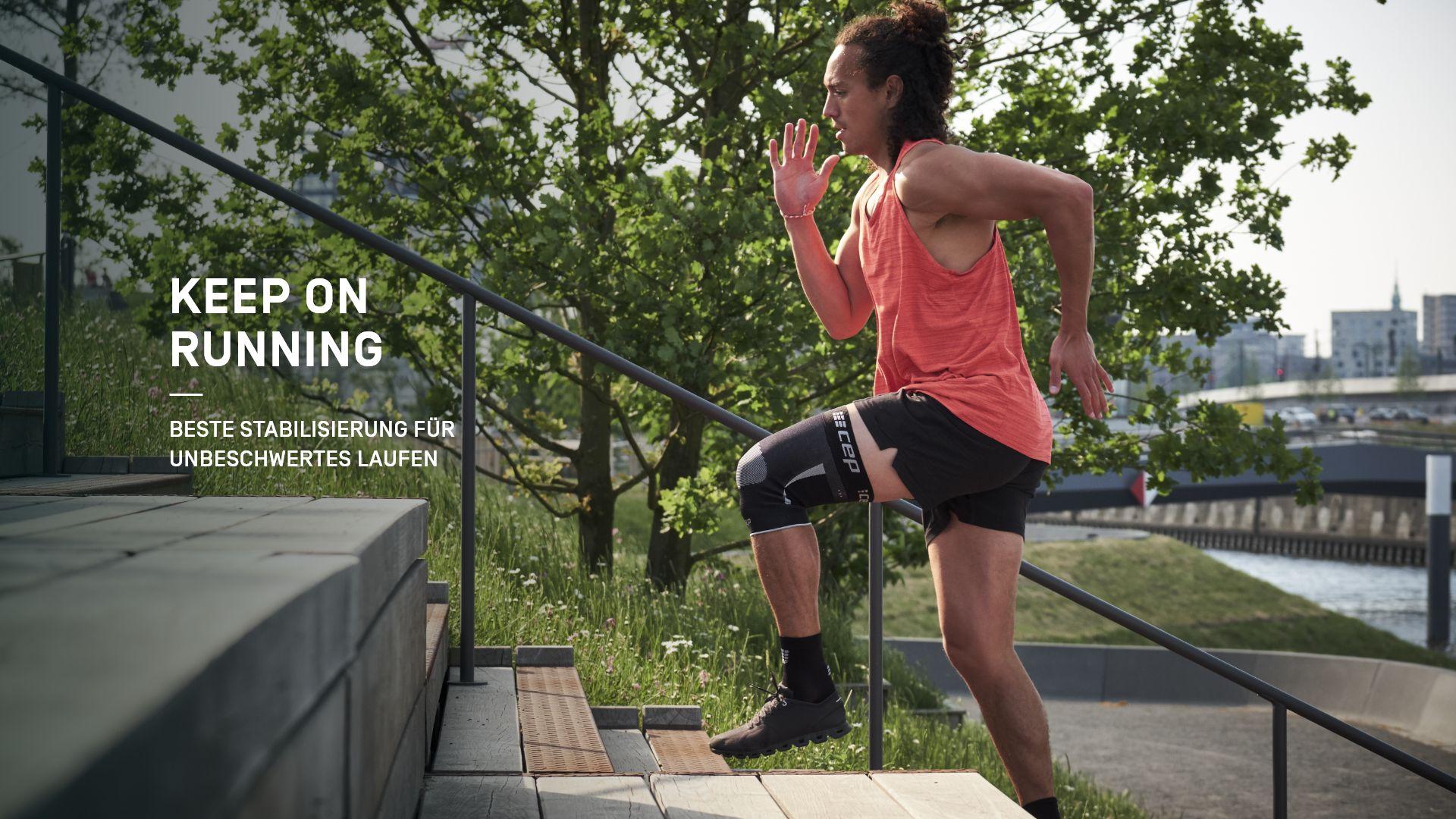 Laufen mit Ortho Produkten